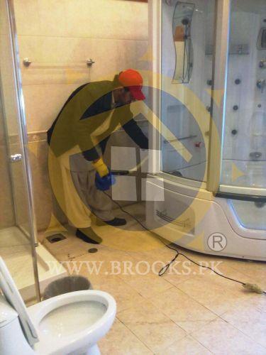 bathroom repair services