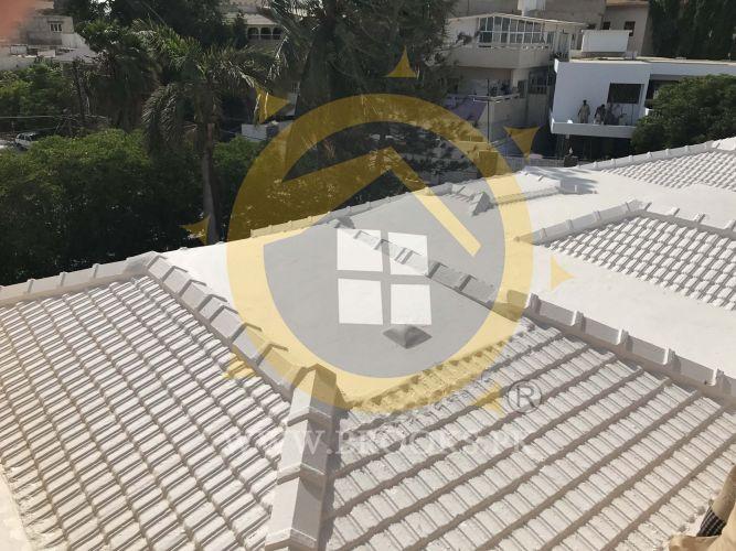block roof insulation - Copy