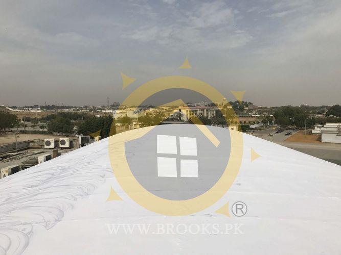 fiber roof heat proofing in karachi - Copy